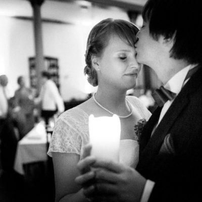 Fist Dance Hochzeit Jork im Alten Land