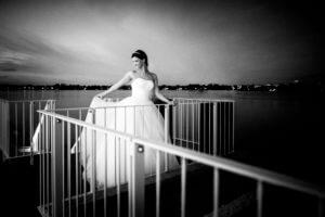 Braut um Mitternacht Germania Ruderclub Hamburg Außenalster