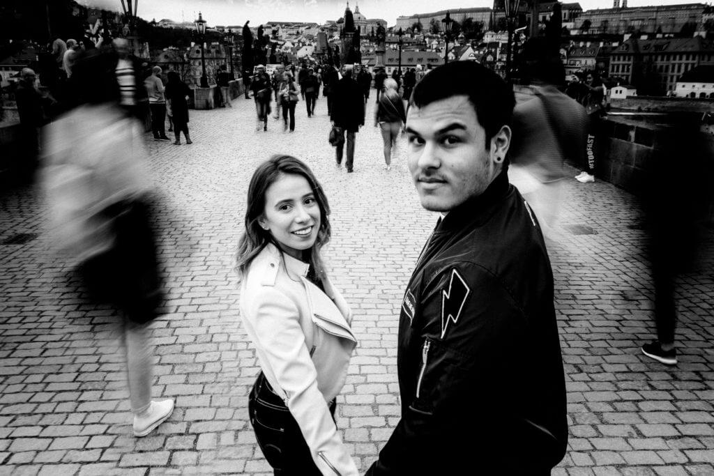Paarshooting Prag
