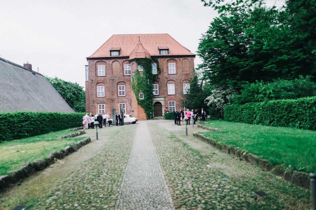 Hochzeit Schloss Agathenburg