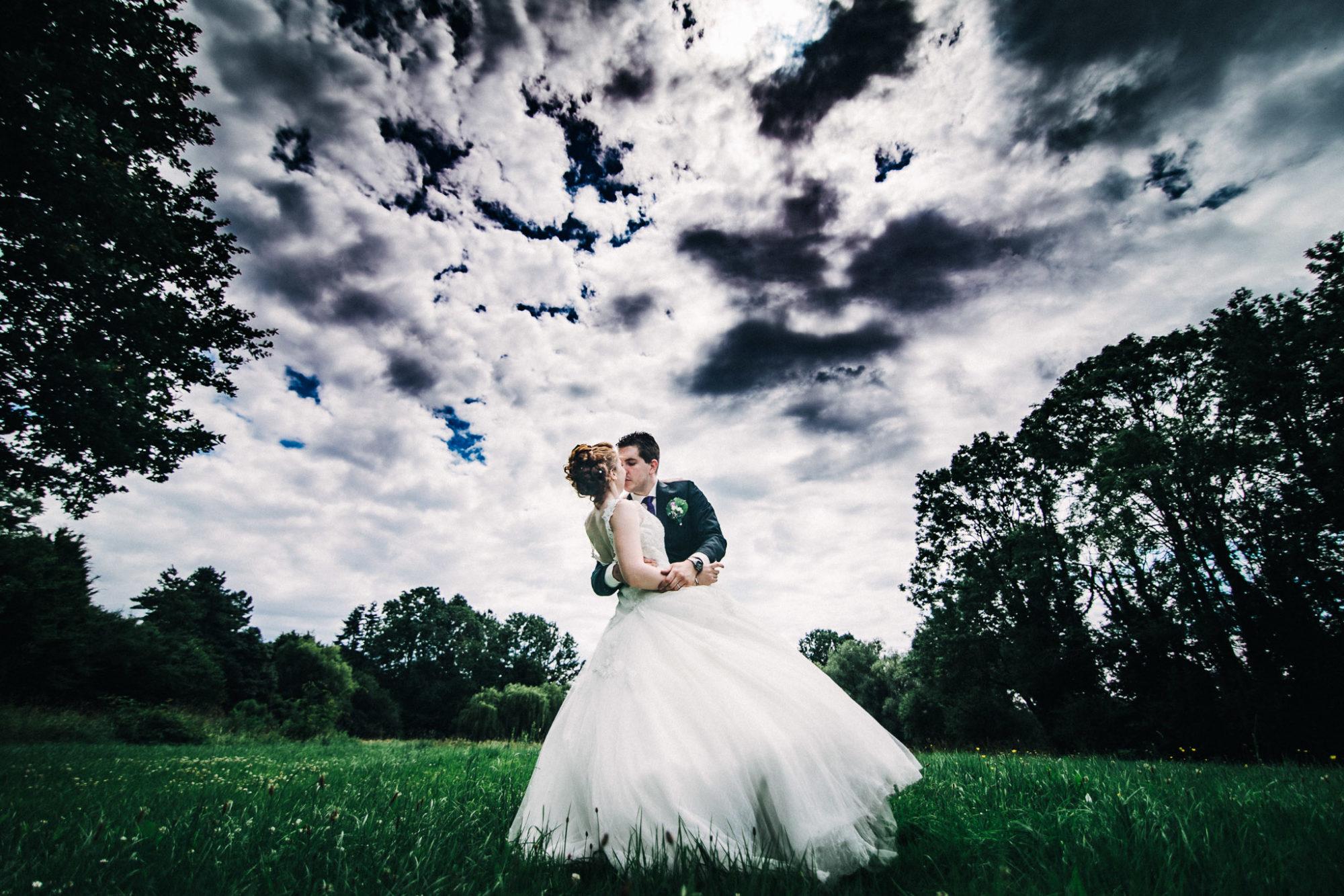 Hochzeit Fotograf Brautpaarshooting Fredenbeck