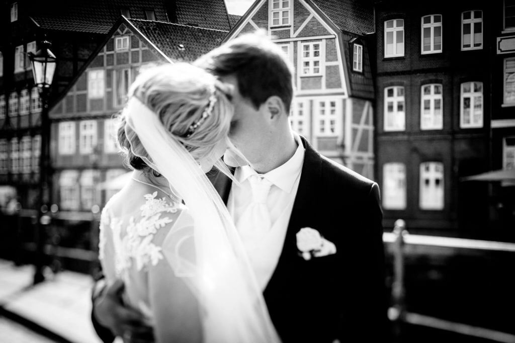 Hochzeit in Hagenah