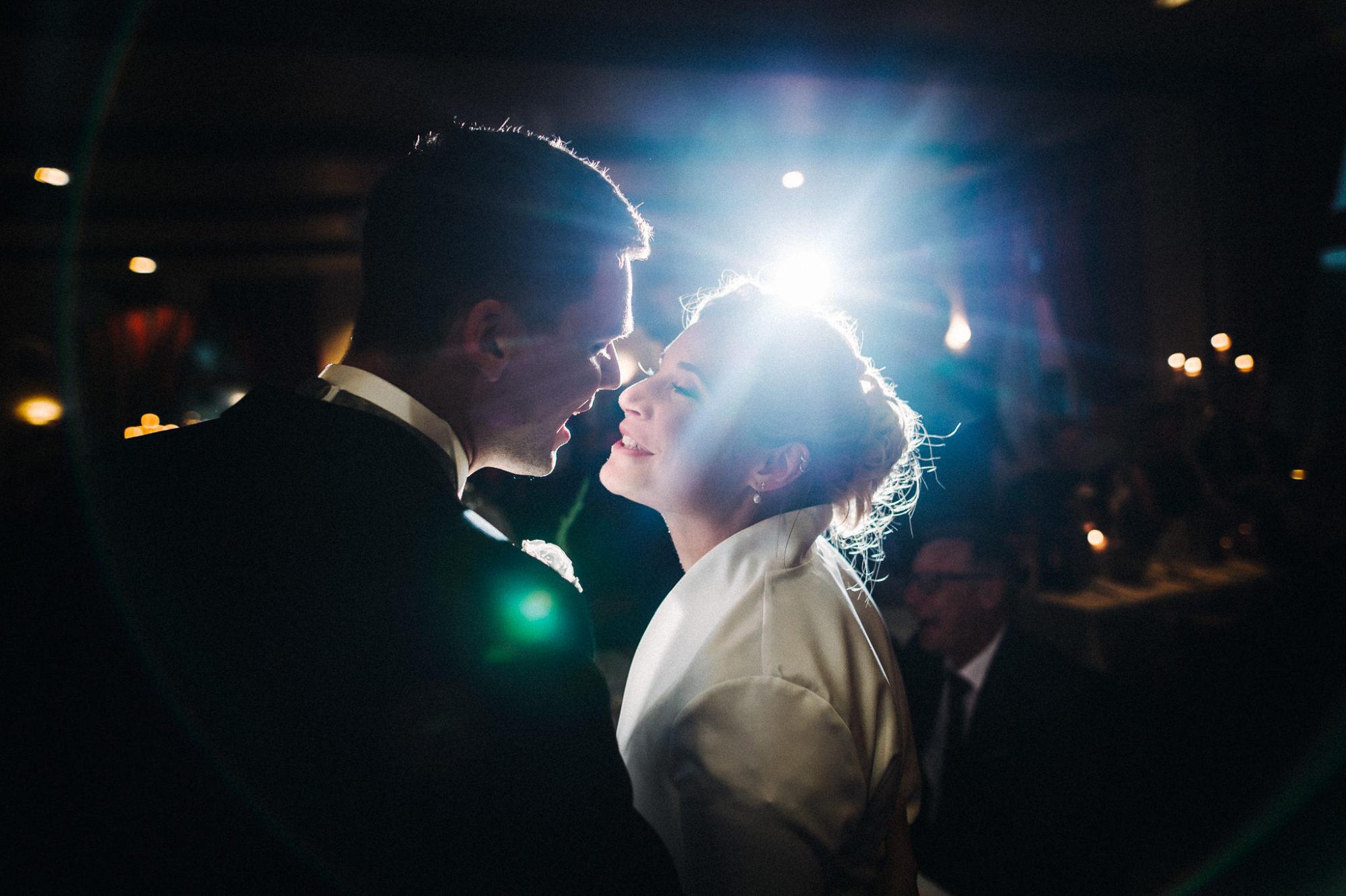 Brautpaar Feier Hochzeit im Hotel Altes Land