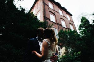 Brautpaarshooting in Agathenburg Schlosspark