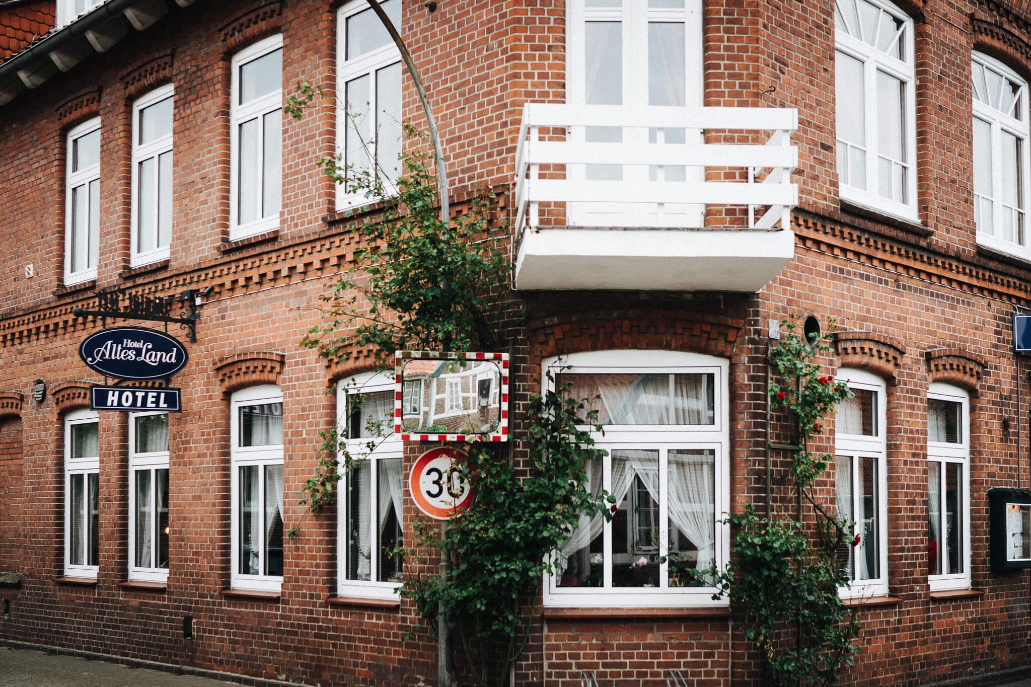 Jork Hotel Altes Land
