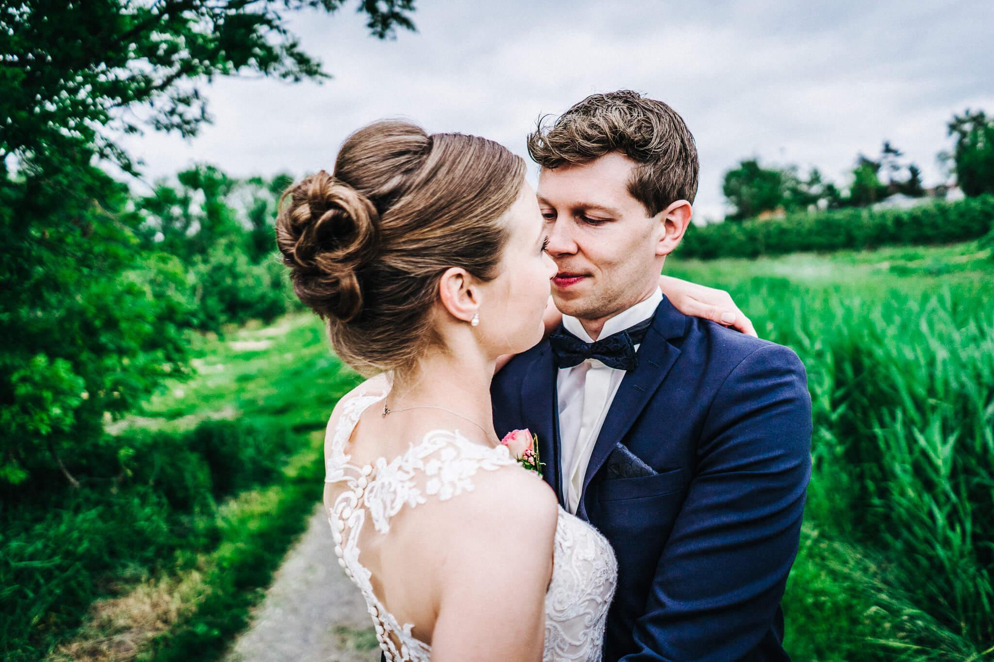 Hochzeit in Jork