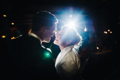 Brautpaar im Hotel Altes Land
