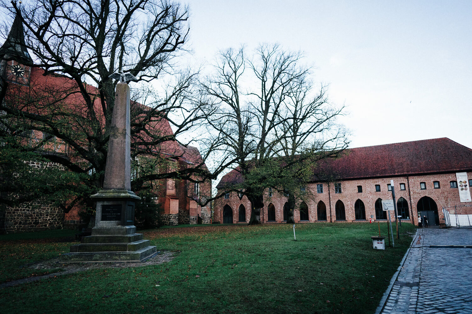Kloster Zarrentin am Schalsee