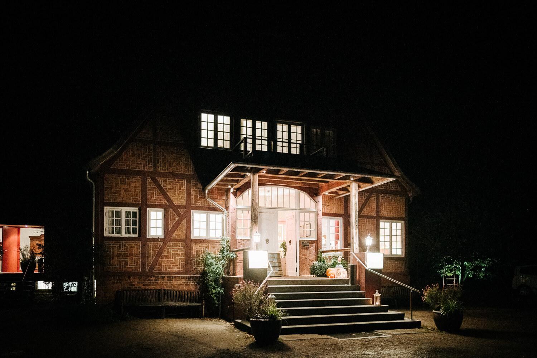 Hotel Waldhof auf dem Herrenland bei Mölln